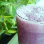 Blueberry Silken Smoothie