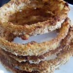 Cayenne Onion Rings