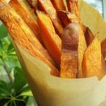 Five-Spice Yam Frites