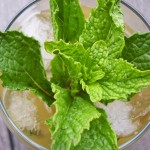 Fresh Mint Julep Bouquet