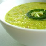 Garden Green Tea Gazpacho