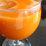 Gingered Carrot Juice
