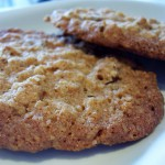 New Fashioned Oatmeal Cookies