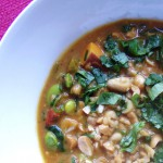 North African Peanut Stew