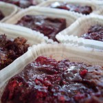 Raspberry Brownie-Style Fudge