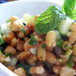Spelt Tabbouleh Salad