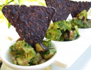 Tableside California Avocado Black Mission Fig Guacamole