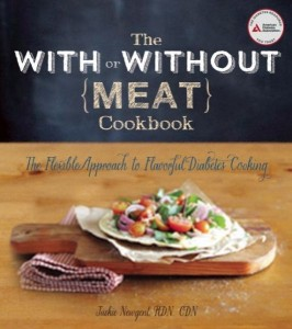 The With or Without Meat Cookbook_Cover Draft jpg