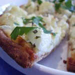 White Party Pizzette Platter