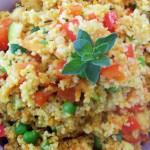 Veggie Melange Couscous