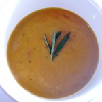 Velvety Sweet Potato Soup