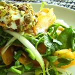 Apricot Cheesecake Salad