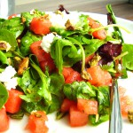 Avant Garde Arugula Salad