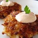 Crab Pancakes