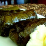 Groovy Grain Grape Leaves
