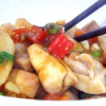 Star Chicken Stir-Fry