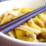 Ginger Thai Udon Noodles