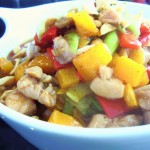 Peppery Kung Pao Chicken
