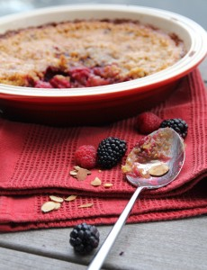 berry berry cobbler recipe