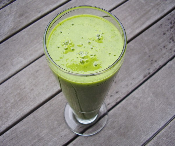 jackie's green smoothie