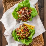 bibb and bean burrito bowl (photo: American Diabetes Association)