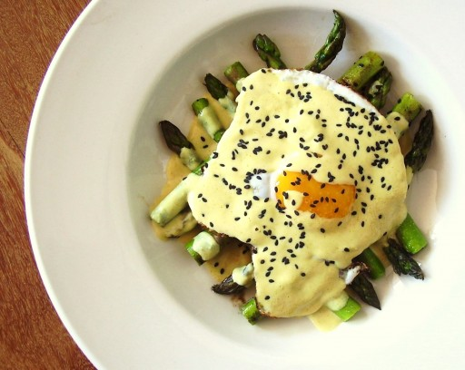 vegan hollandaise sauce