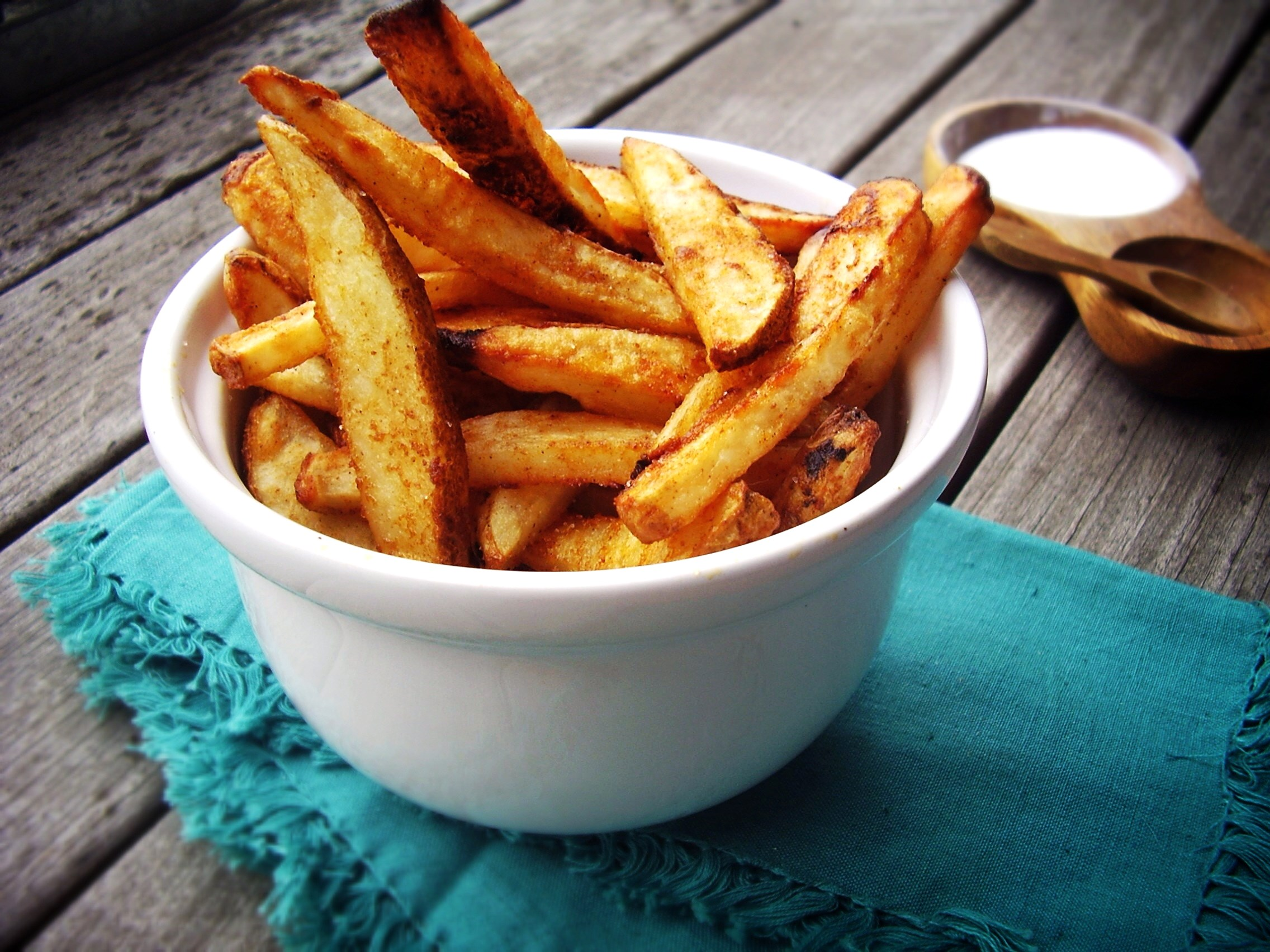 fitter french fries