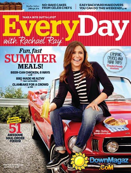 EveryDay with Rachael Ray_JulAug2015