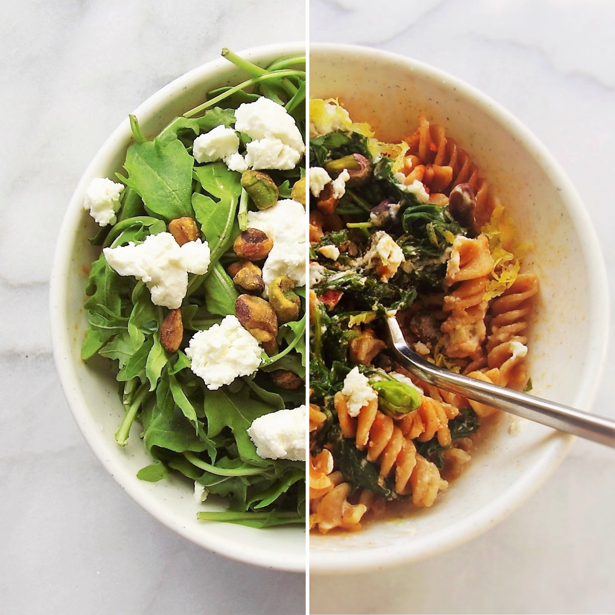 make-ahead fusilli bowl