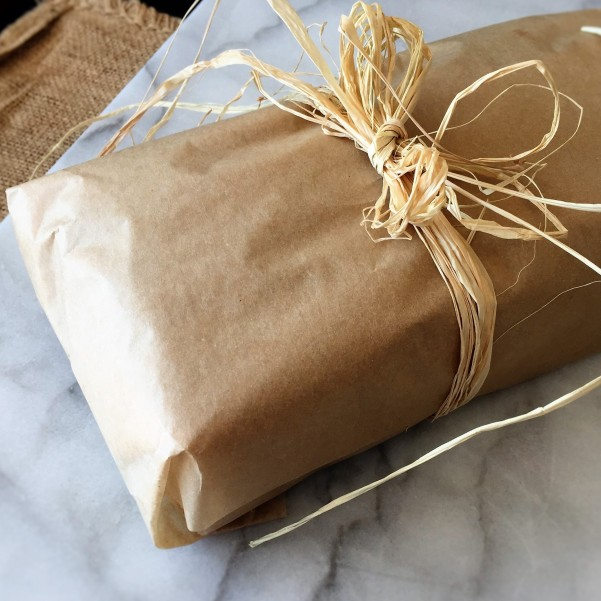 Wrap it up as a hostess gift … naturally!