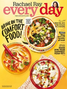 JanFeb Rachael Ray Every Day_cover