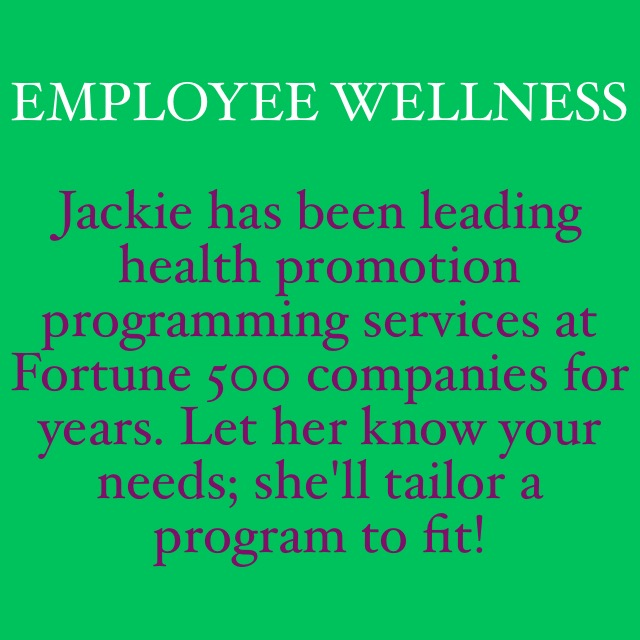Employee Wellness Image Quote