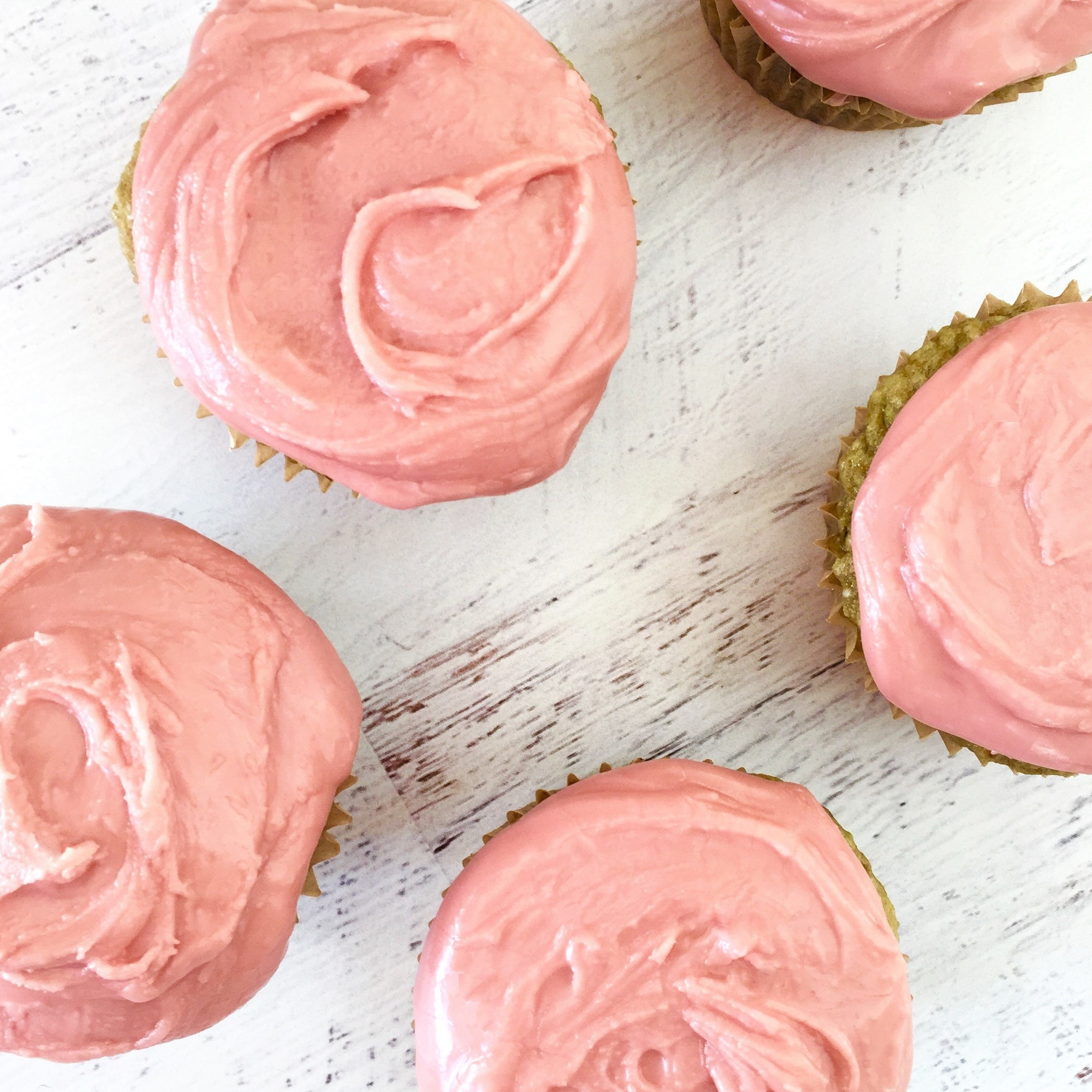 Pink Party Frosting