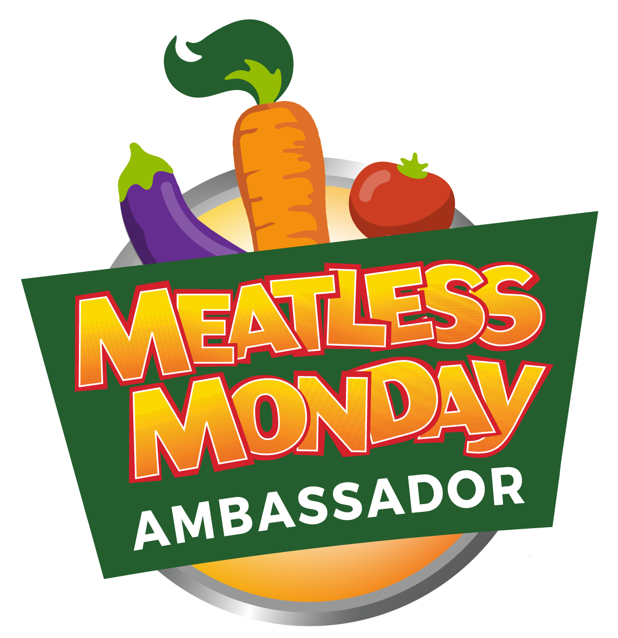 Official Meatless Monday Ambassador