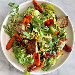 Plant-Based Caesar Salad